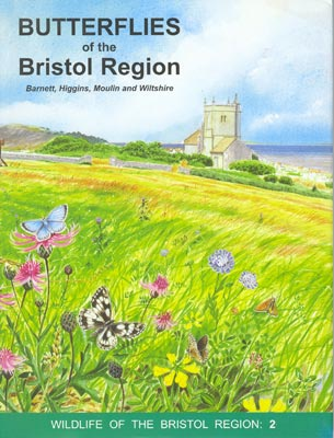 Butterflies of the Bristol Region book