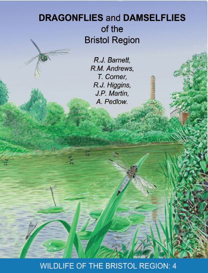 Dragonflies and Damselflies of the Bristol Region book